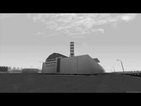 GTA PROVINCE 0.1.7 - Взрыв 4 энергоблока (Припять, 1986)