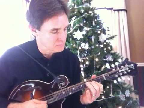 Christmas Time is Here mandolin