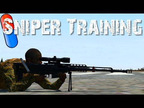 SNIPER TRAINING - ARMA 2 [HD+] [deutsch] [Let's Play Together]