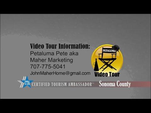 Petaluma Video Tour - Advertiser's 3 Minute Video