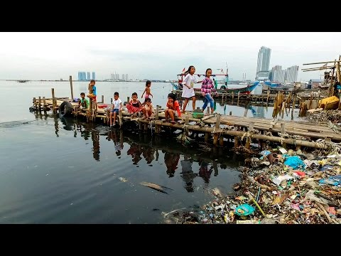 Your recycled plastic ends up in the ocean | The World