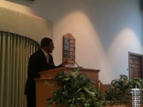 """What's love got to do with it"" by Minister Larry Glenn (John 3:16)"