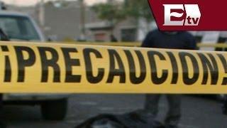 Asesinan a seis integrantes de una familia en la delegación Gustavo A Madero / Vianey Esquinca