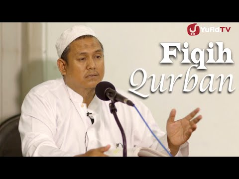 Ceramah Islam: Fiqih Qurban - Ustadz Fahruddin
