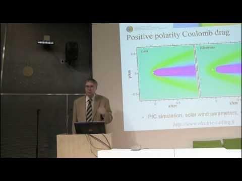 Pekka Janhunen: Electric Solar Wind Sail - Propelling the Future
