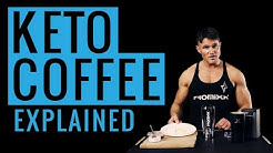 KETO COFFEE | with WBFF Champion Daniel Ventura