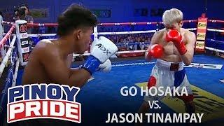Pinoy Pride 45: Go Hosaka vs. Jason Tinampay
