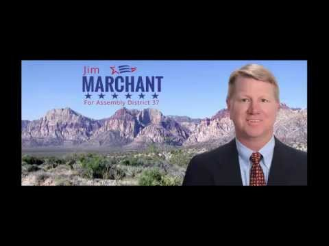 Jim Marchant for Nevada Assembly D37. Radio Interview with Kevin Wall
