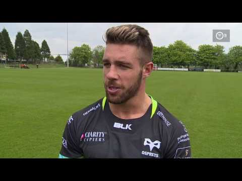 Ospreys TV: Rhys Webb on British & Irish Lions call