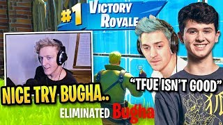 Tfue's Team Gets REVENGE on Ninja & Bugha in FNCS Finals...