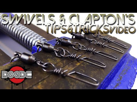 Tips & Tricks: How To Use Swivels For Clapton's
