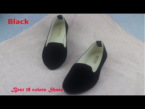 Best 18 colors Ladies Shoes in Aliexpress | 18 colors Ladies Shoes review