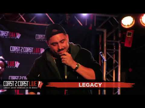 Legacy Performs at Coast 2 Coast LIVE | Jacksonville All Ages Edition 11/6/17 - 5th Place