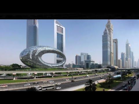 Dubai's The Museum of the Future: A new world icon