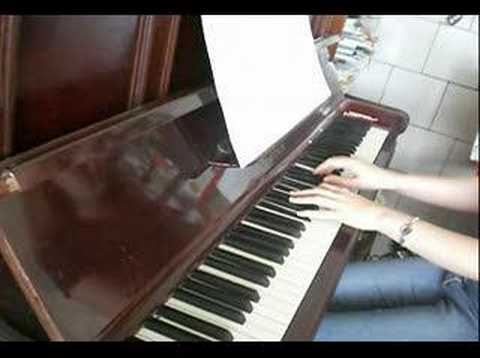 Thomas Newman - Road to Chicago (piano)