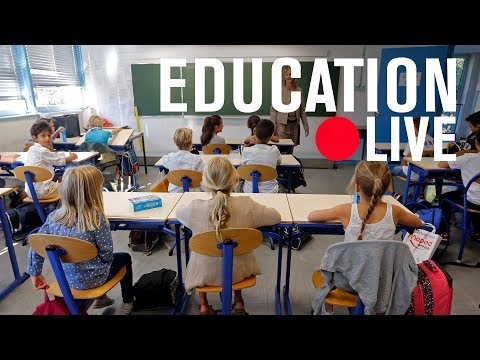 Education reform in Newark: A conversation with Superintendent Chris Cerf | LIVE STREAM