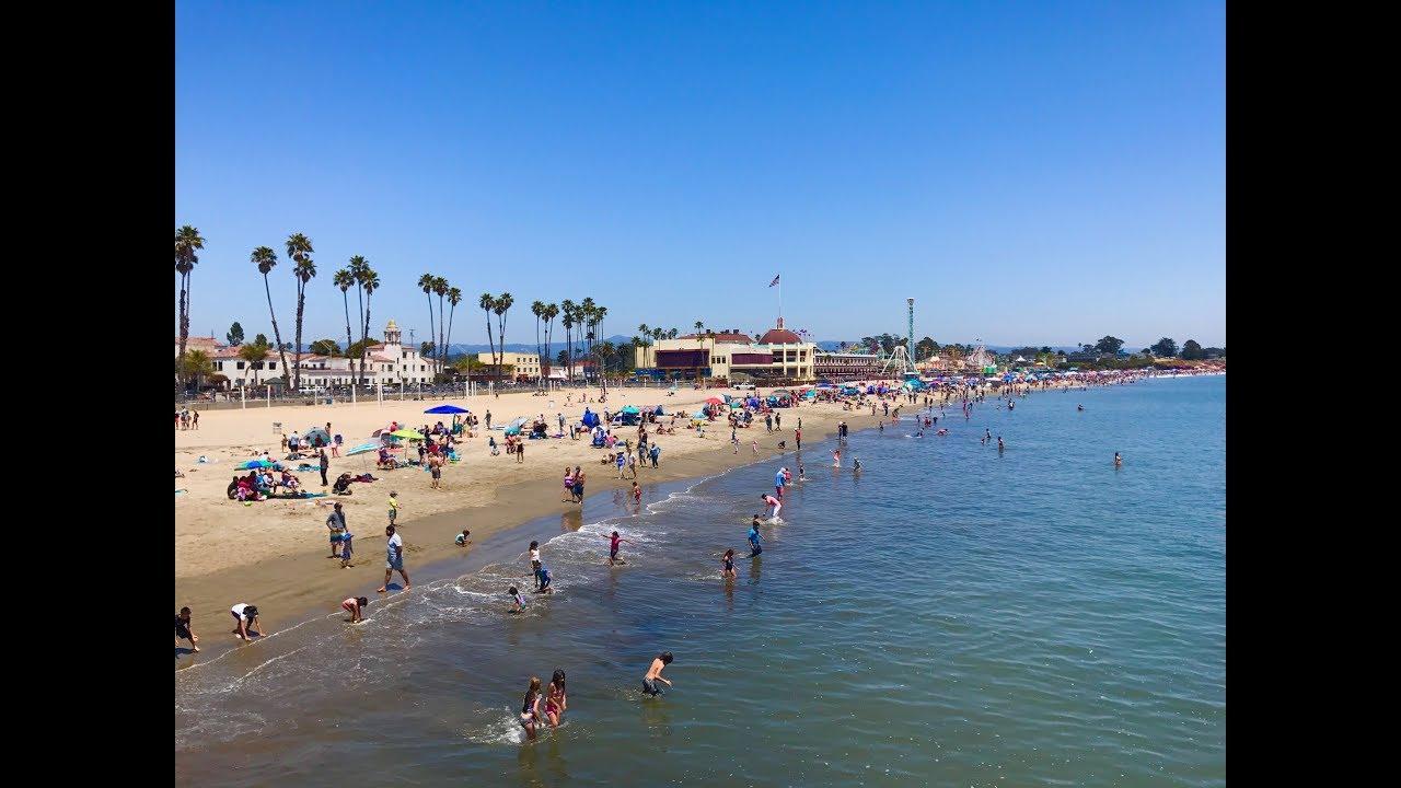 Travel Vlog Santa Cruz Pebble Beach Paso Robles