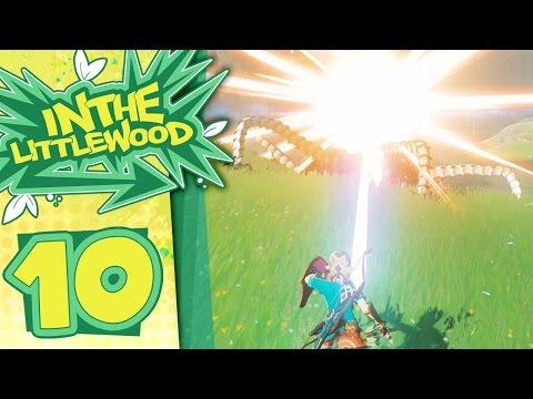 The Legend Of Zelda: Breath Of The Wild - Part 10 - Defeating Guardians