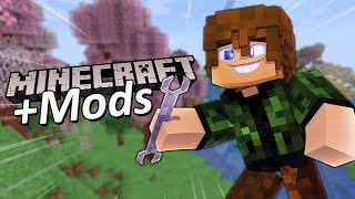 O NOFAXU VOLTOU PROS MODS!! (NOVA SÉRIE!!!) - NonoFactory #01 (Minecraft 1.15 + Mods)