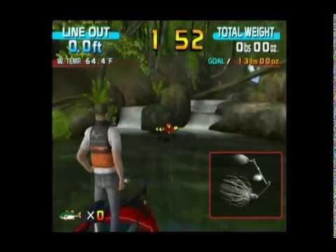 Sega Bass Fishing Wii