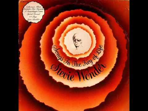 Stevie Wonder - As W/Lyrics