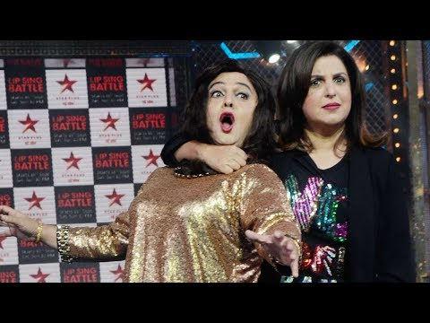 STAR Plus New Show Lip Sing Battle Launch | Farah Khan, Ali