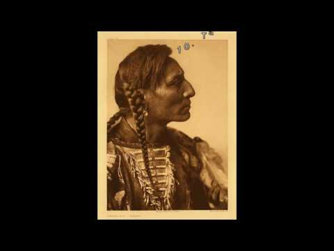 The Native American Indian Ten Commandments  Chief White Cloud