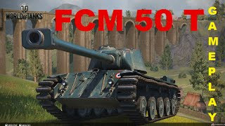 World of Tanks Xbox One FCM 50 T Gameplay!