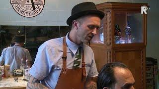 Dordtse kapper organiseert verwendag voor vluchtelingen