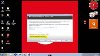 Microsoft Security Essentials virus programının kurulumu (Sesli anlatım)