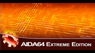 Program na DIAGNOSTIKU Pc - AIDA 64