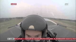 turkish jet fighter pilot