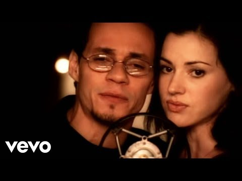 Marc Anthony, Tina Arena - I Want to Spend My Lifetime Loving You