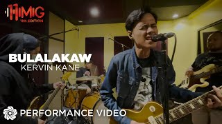 Kervin Kane performs Janine Berdine's Bulalakaw Version 2.0