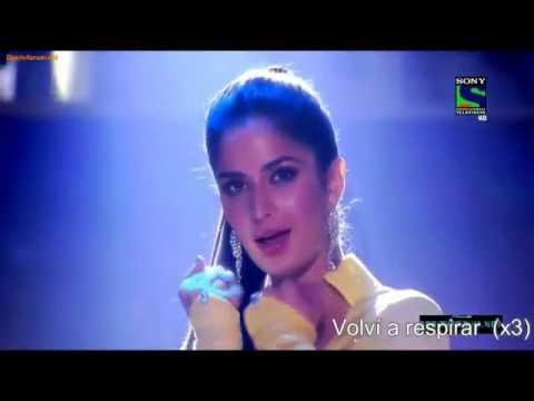 Katrina Kaif Song En Vivo - Saans, Saiyaara, Mashallah - Filmfare Awards 2013 - Sub En Español