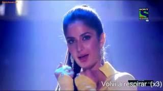 Katrina Kaif song en vivo - Saans, Saiyaara, Mashallah - Filmfare Awards 2013 - Sub en espaol