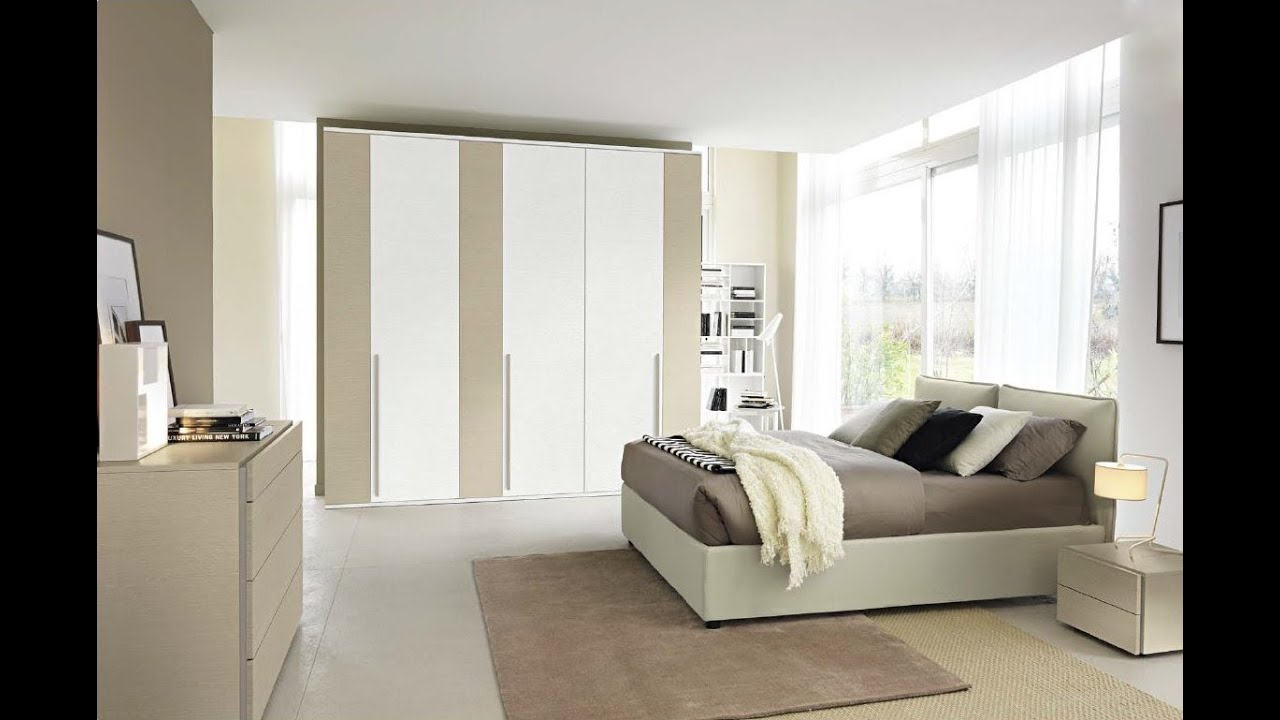 Camere matrimoniali moderne 2015 youtube for Camera da letto moderna economica