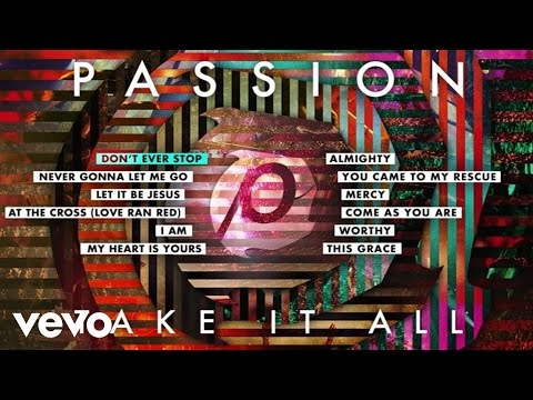 Passion - Passion: Take It All Album Sampler (Live)