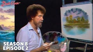 Bob Ross - Lakeside Cabin (Season 8 Episode 2)
