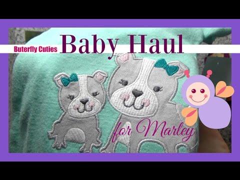 Shopping Haul For My Baby Girl Marley   Carters   Baby Gear   Koala Baby   Babies'R'Us