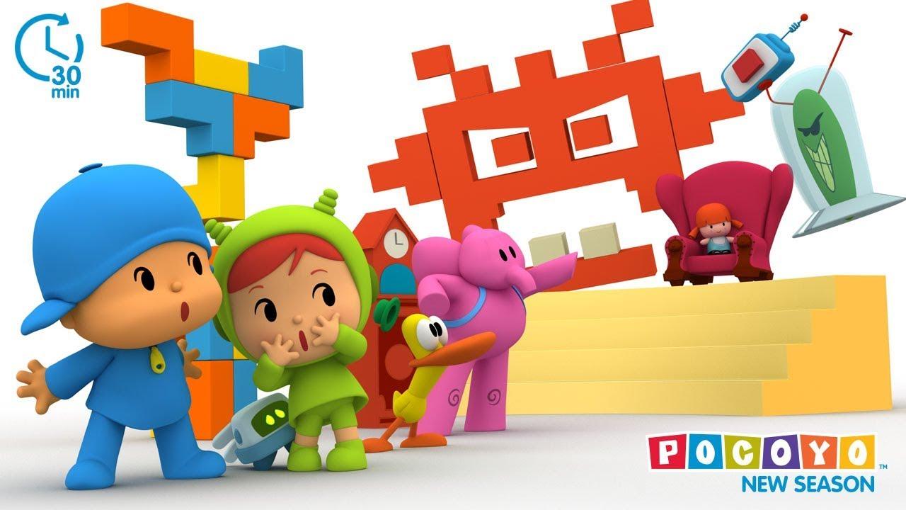 Pocoyo - Pocoyo's Amazing Stories | NEW SEASON! [30 minutes] #1