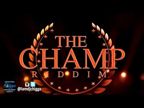 The Champ Riddim - Instrumental ●CR203 Records● Dancehall 2016