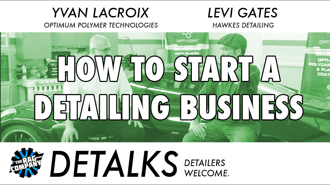 The Detail Shop >> Detalks How To Start A Successful Detail Shop Tips Tricks From The Pros