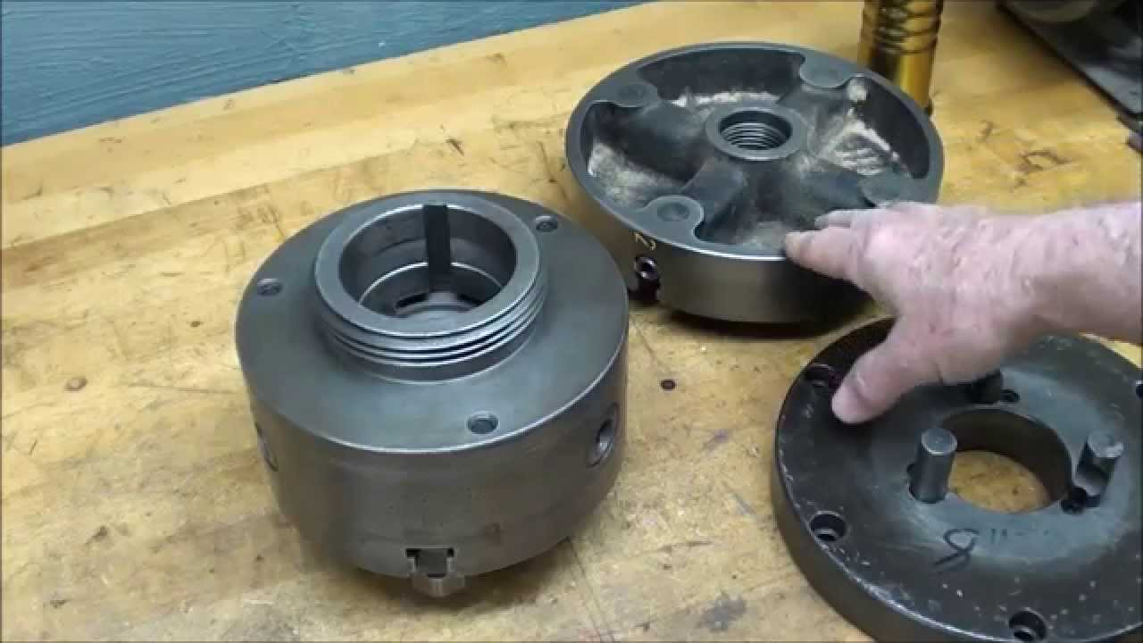 Machine Shop Tips 148 Dis Embling A 3 Jaw Scroll Chuck Tubalcain You