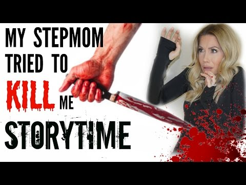 MY STEPMOM TRIED TO KILL ME | STORYTIME