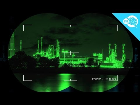 How Does Night Vision Work?