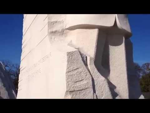 The Martin Luther King, Jr. National Memorial (11/9/12)   Washington, D.C.