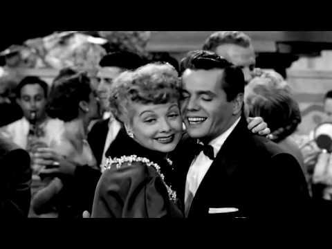 Lucy & Desi // Dancing Cheek to Cheek