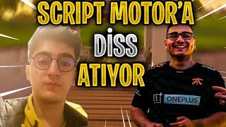 Script - Diss Throws to Engine - Fortnite Release Moments #3