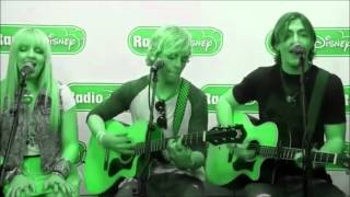 r5 loud acoustic version sped up